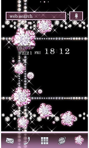 Jewel Theme Diamond Flower 2.0.0 Windows u7528 1
