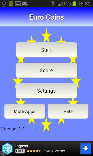 Quiz: Euro coins