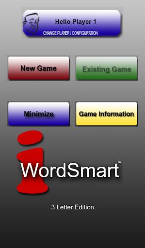 iWordSmart 3 Letter Edition