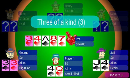 Offline Poker Texas Holdem  screenshots 4