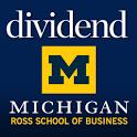 Dividend Alumni Magazine Ross icon