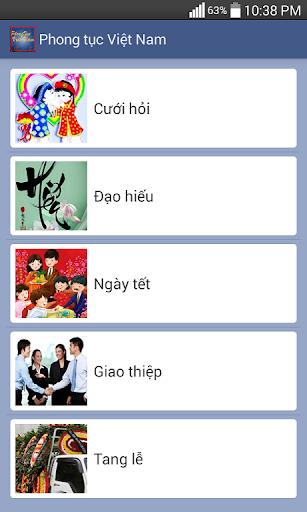 Phong tục Việt Nam - phong tuc