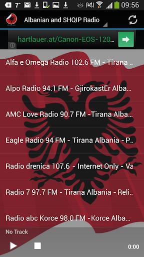 Albanian SHQIP Music Radio