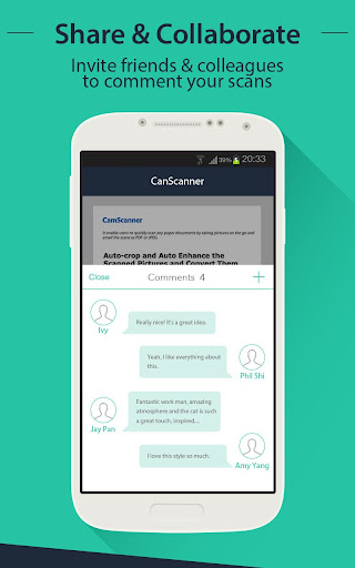 CamScanner (License)  screenshots 5