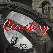 Scary Cemetery PRO LWP