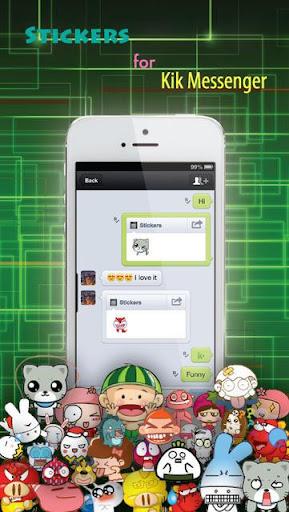 玩社交App|Emoji Sticker LINE WHATSAPP貼紙免費|APP試玩