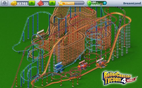 RollerCoaster Tycoon® 4 Mobile Screenshot 28
