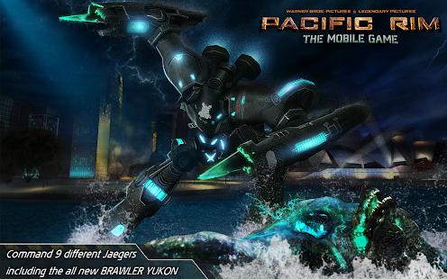 Pacific Rim Screenshot