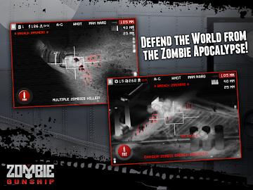 Zombie Gunship Screenshot 12