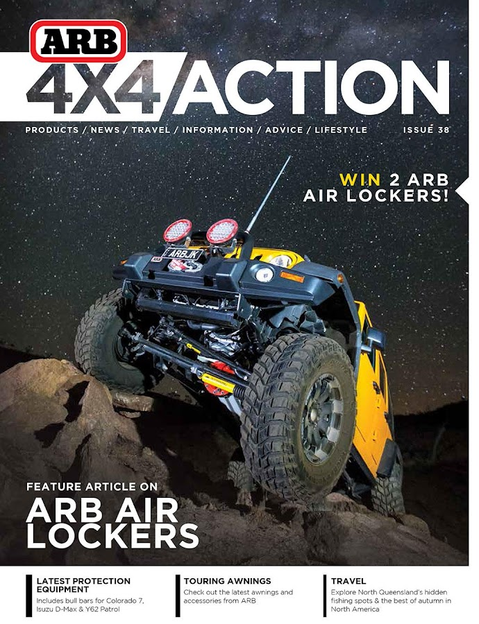 ARB 4X4 ACTION - screenshot