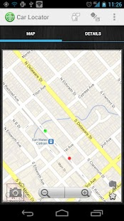 Car Locator Screenshot