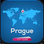 Praga Guía Hoteles Clima Mapas icon