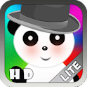 Dance Pandas HD Lite logo