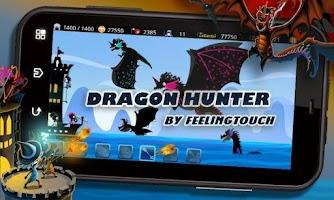 Screenshot of Dragon Hunter