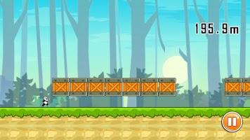 Screenshot of Panda Run & Slide