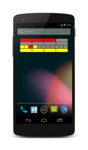 Berlin Clock Widget