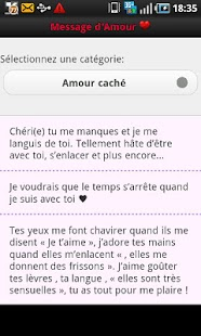 Phrases D' amour - screenshot thumbnail