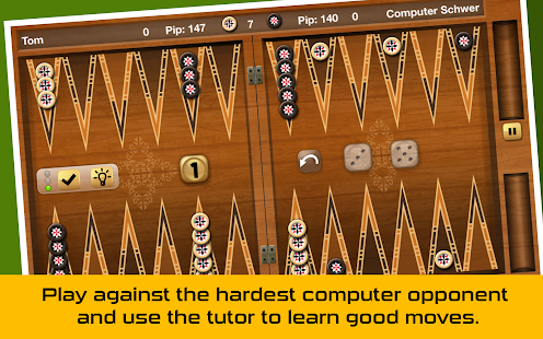 Backgammon Gold - screenshot thumbnail
