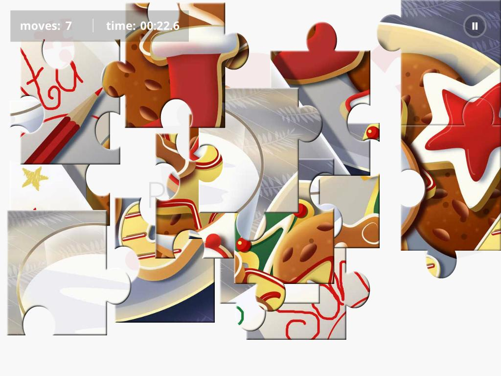 PuzzleFUN Christmas - screenshot