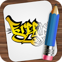 Drawing Graffiti Art icon