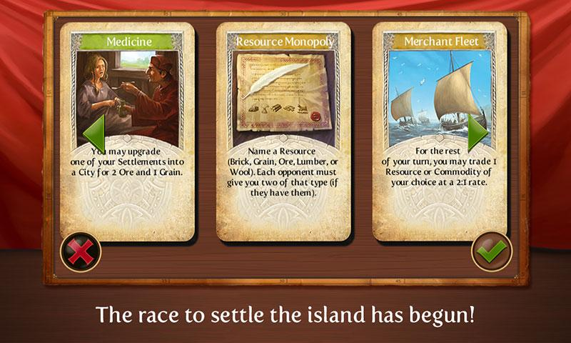 android Catan Screenshot 14