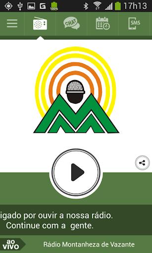 Rádio Montanheza de Vazante