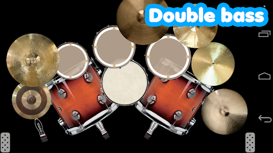 Drum set - screenshot thumbnail