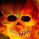 Skull Pumpkins Live wallpaper