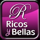 Ricos y Bellas - amor y riqueza icon
