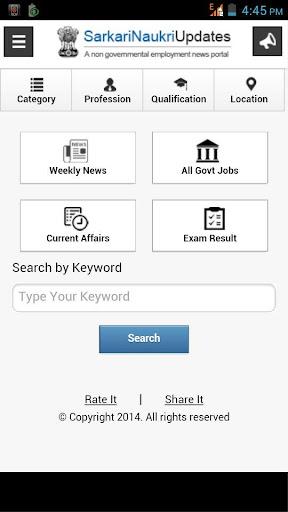 Download Govt Job search Sarkari Naukri Google Play