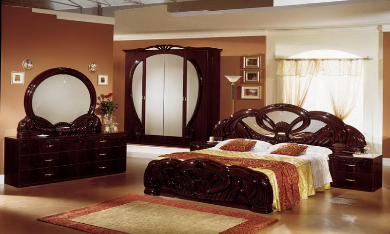 Beautiful Bed Designs Screenshot