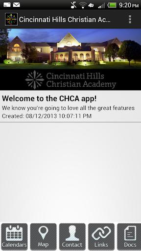Cincinnati Hills Christian Acd