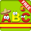 Kids Learn Spanish ABC Lite icon