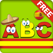 Kids Learn Spanish ABC Lite