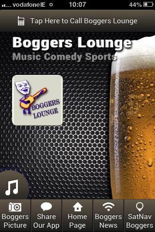 Boggers Lounge
