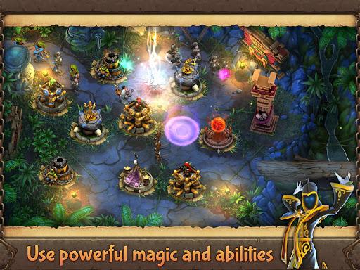 Evil Defenders 1.0.19 screenshots 4