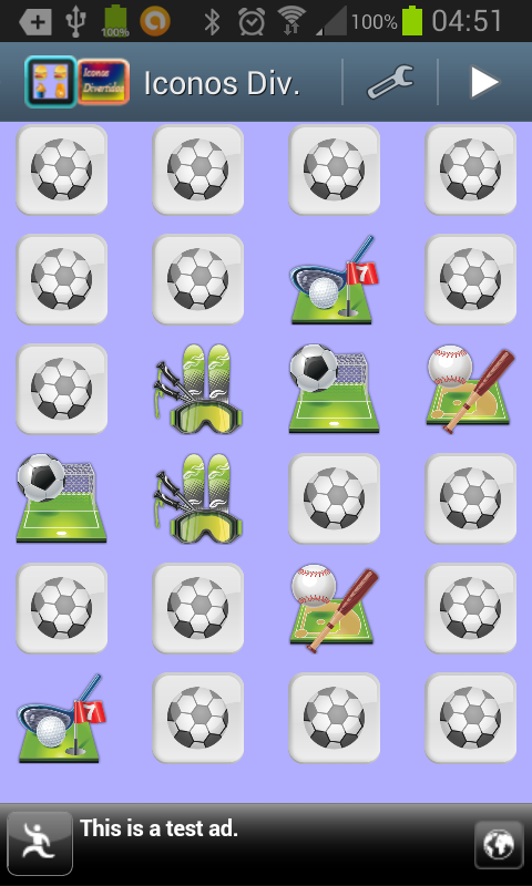 Iconos Divertidos - screenshot