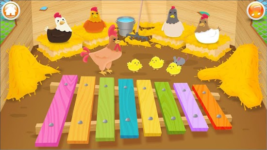 Baby musical instruments- screenshot thumbnail
