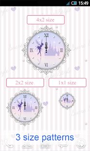 玩免費個人化APP|下載*sweet* Analog Clock Widget app不用錢|硬是要APP