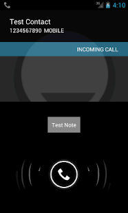 Call Notes - screenshot thumbnail