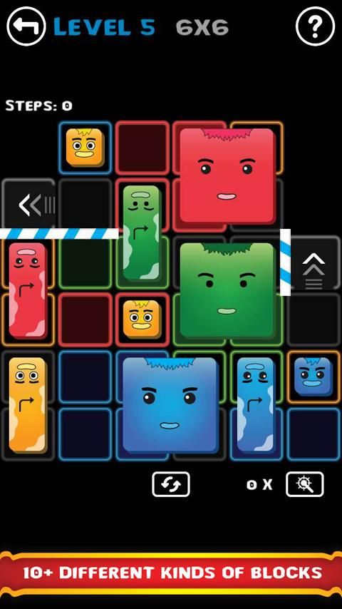 Cubie Block - screenshot