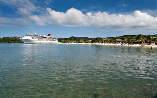 Carnival-Legend-Roatan-Honduras - Cruise Carnival Legend to Honduras and explore the tropical island of Roatan.