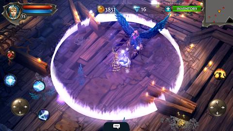 Dungeon Hunter 4 Screenshot 18
