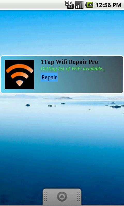 1Tap WiFi Repair Pro - screenshot