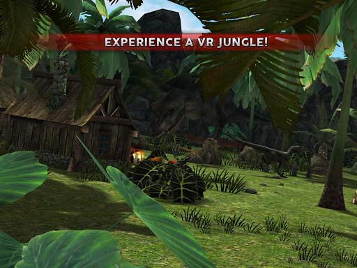 Jurassic VR - Google Cardboard 1.7.4 screenshots 5