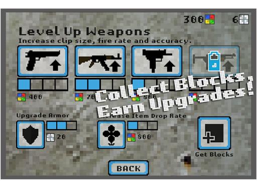 Craft Gun Fighter 3D