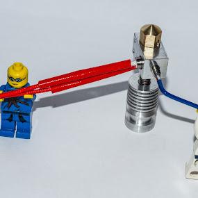 Lego men finishing by Jgr Jgr - Artistic Objects Toys
