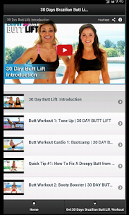 Brazilian Butt Lift Workout - screenshot thumbnail