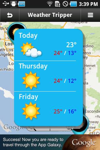 玩天氣App|天氣卸料免費|APP試玩