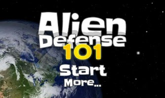 Screenshot of Alien Defense 101